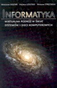 Informatyka - okładka książki