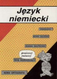 Język niemiecki. Prościej, jaśniej - okładka podręcznika