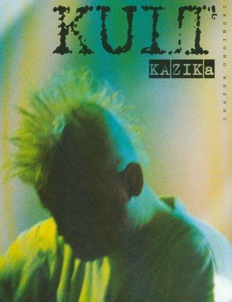 Kult Kazika III (+ CD) - okładka książki