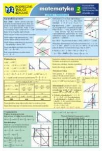 Matematyka cz. 2. Planimetria, - okładka podręcznika