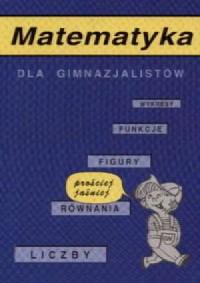 Matematyka dla gimnazjalistów Prościej../Inter - okładka książki