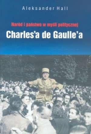 Naród i państwo w myśli politycznej - okładka książki