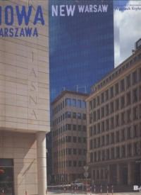 Nowa Warszawa New Warsaw - okładka książki