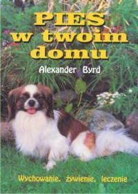 Pies w twoim domu - okładka książki