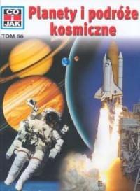 Planety i podróże kosmiczne - okładka książki