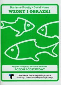 Program Frostig. Zeszyt. Poziom podstawowy - okładka książki