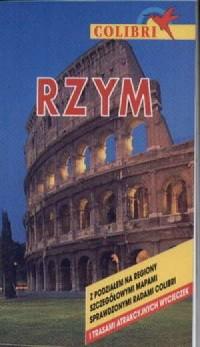 Rzym - okładka książki