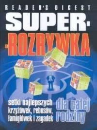 Super rozrywka - okładka książki