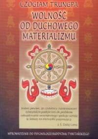 Wolność od ducha materializmu - okładka książki