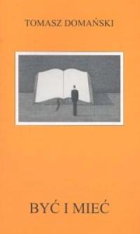 Być i mieć - okładka książki