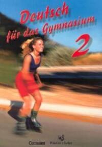Deutsch fur das Gymnasium 2 - okładka podręcznika