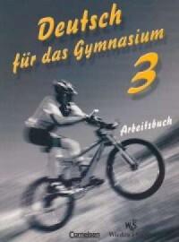 Deutsch fur das Gymnasium 3 - okładka podręcznika