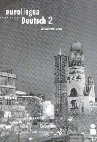Eurolingua Deutsch 2. Sprachtraining - okładka podręcznika