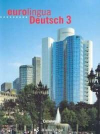Eurolingua Deutsch 3 - okładka podręcznika