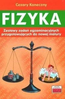 Fizyka. Zestawy zadań egzaminacyjnych - okładka podręcznika