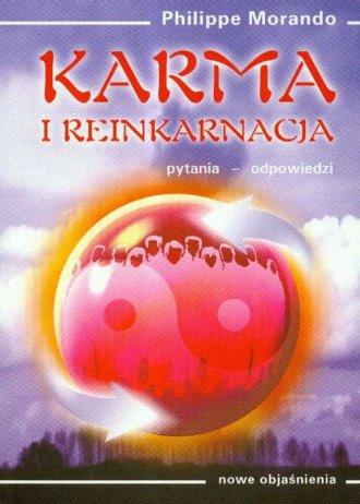 Karma i reinkarnacja - okładka książki