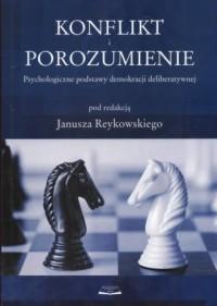 Konflikt i porozumienie - okładka książki