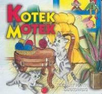 Kotek i Motek - okładka książki
