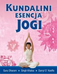 Kundalini. Esencja jogi - okładka książki