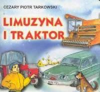 Limuzyna i traktor - okładka książki