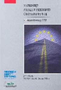 Na prostej Polska w przededniu członkowstwa w UE - okładka książki