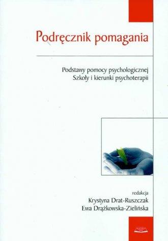 Podręcznik pomagania - okładka książki