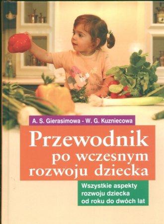 Przewodnik po wczesnym rozwoju - okładka książki