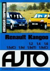 Renault Kangoo - okładka książki