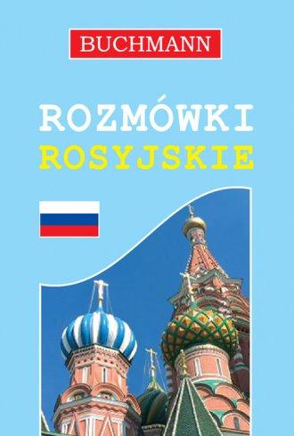 Rozmówki rosyjskie (+ CD) - okładka podręcznika