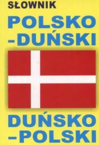 Słownik polsko-duński, duńsko-polski - okładka książki