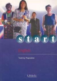 Start English. Podręcznik (+ CD) - okładka podręcznika
