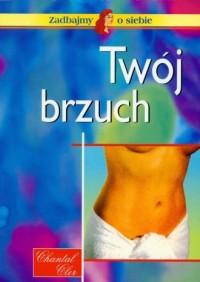 Twój brzuch - okładka książki