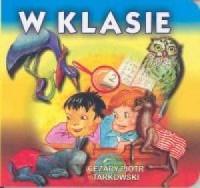 W klasie - okładka książki