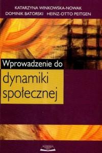 Wprowadzenie do dynamiki społecznej - okładka książki