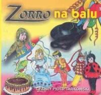 Zorro na balu - okładka książki