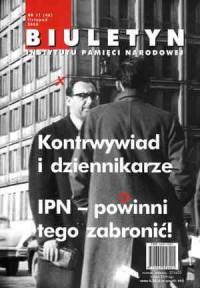 Biuletyn IPN nr 46(11)/2004 - okładka książki