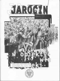 Jarocin w obiektywie bezpieki - okładka książki