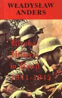 Klęska Hitlera w Rosji 1941-1945 - okładka książki