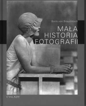 Mała historia fotografii - okładka książki
