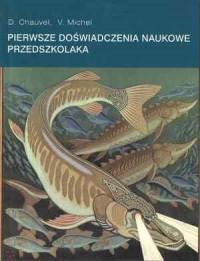 Pierwsze doświadczenia naukowe przedszkolaka - okładka książki