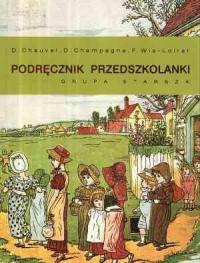 Podręcznik przedszkolanki. Grupa starsza - okładka książki