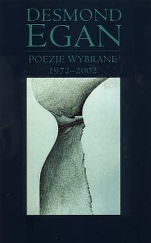 Poezje wybrane 1972-2002 - okładka książki