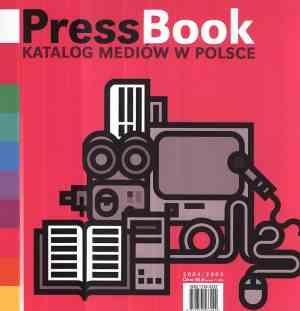 PressBook. Katalog mediów w Polsce - okładka książki