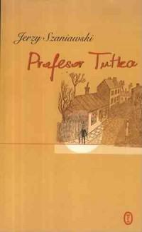 Profesor Tutka - okładka książki