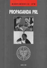 Propaganda PRL - okładka książki