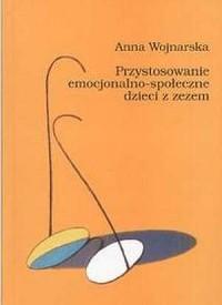 Przystosowanie emocjonalno-społeczne dzieci z zezem - okładka książki