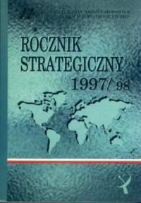 Rocznik strategiczny (1997-1998) - okładka książki