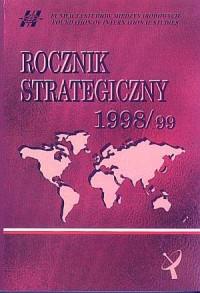 Rocznik strategiczny (1998-1999) - okładka książki