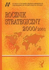 Rocznik strategiczny (2000-2001) - okładka książki