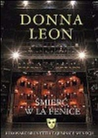 Śmierć w La Fenice - Donna Leon - okładka książki